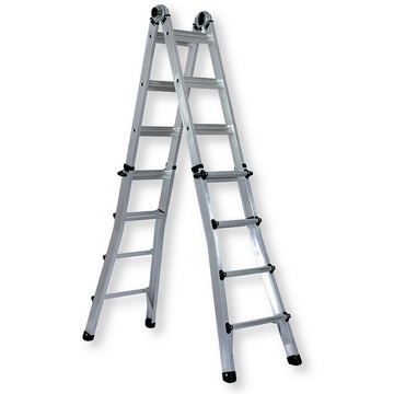 Camilla slider de mec nico berner for Escalera multifuncion aluminio