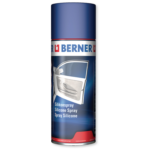 Spray de silicona berner for Spray elimina olores ropa