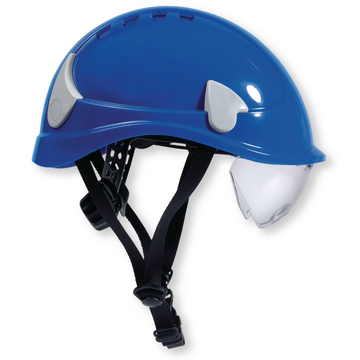Casque de protection Climber blanc