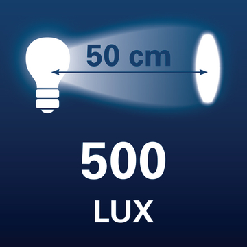 Pieres LED lukturis 2in1 Akku