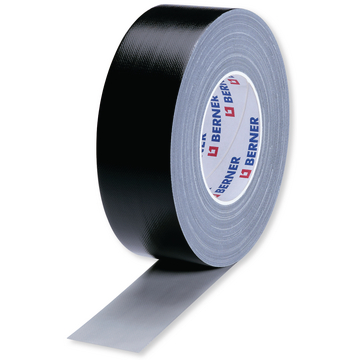 Duct Tape zwart 50 mm x 50 m