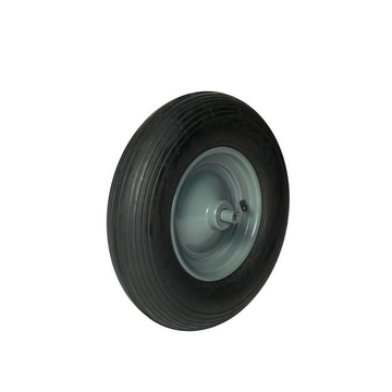 WHEEL+BLACK TYRE 2PLY    80000