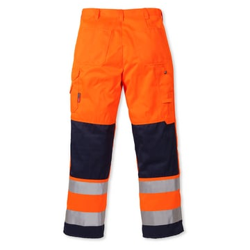 Hi-Vis Hose Kl. 2, Gr. 52 orange