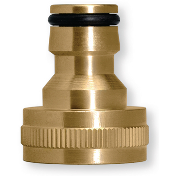 Tap Connector IG Brass
