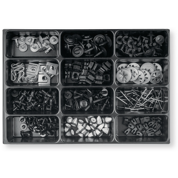 Coffret BS3311 Assortiment d'agrafes VAG
