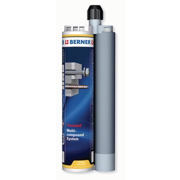 Mortar compozit MCS DIAMOND 585ml