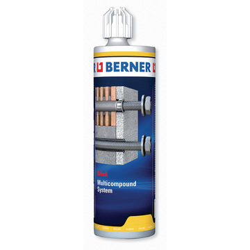 Mortar de legare BRICK 410ml 15 buc.