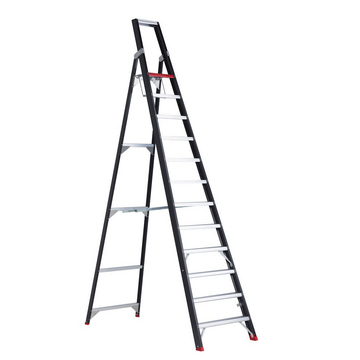 Stepladder TAURUS 12 single steps (Altrex 191512)