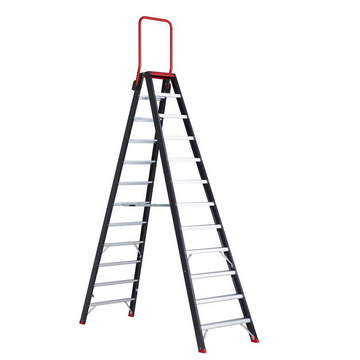 Stepladder TAURUS 12 double steps (Altrex 192612)
