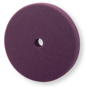 POLISH.PAD MEDIUM 160MM PURPLE