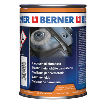 Mastic carrosserie application pinceau 1,bi-composants g