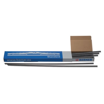 Wiper replacement rubber automotive