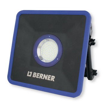 Lampe chantier projecteur LED sur accu