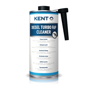 85956-Diésel Turbo FAP Cleaner Kent 1500 ml