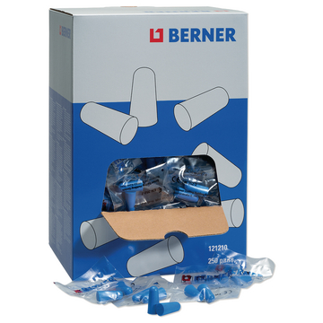 Ear protection plugs (250 pairs)