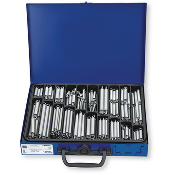 Coffret BS 3093 D ressorts de traction - 274 pcs