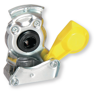 Coupling head truck brake M22 yellow