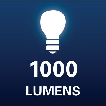 1000 Lumens