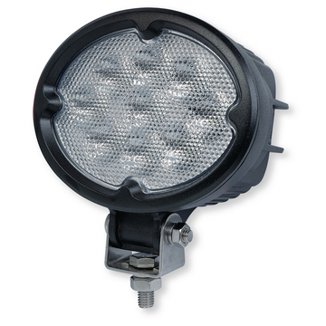 Arbetslampa LED 12/24V 27W OVAL