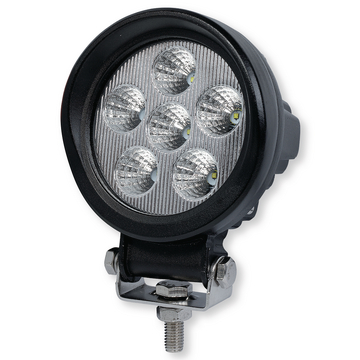 Working Headlight LED 12/24V 18W Round