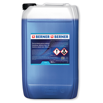 RADIATOR COOLANT PURE BLU 25L