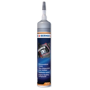 Sigillante motori nero 200 ml