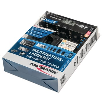 Battery Charger packaging