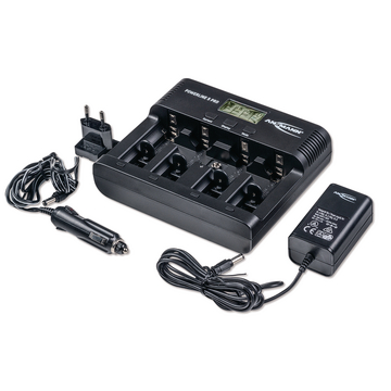CHARGER BATT POWERLINE5 LCD