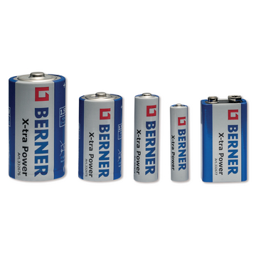 Alkaline Batteries X-tra