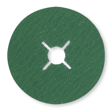 FIBRE CERAMIC DISC 125 P36