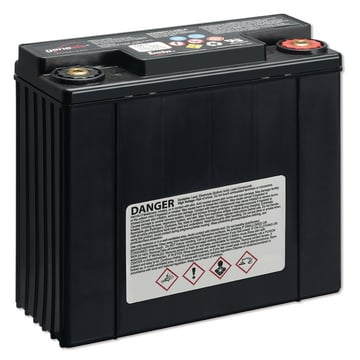BATTERY BOOSTER 16AH-12V