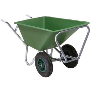 Wheelbarrow PE - 160 litre (Altrad Fort 20287)