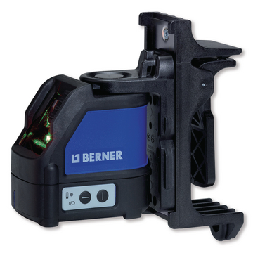 Cross line laser BCLL-G BASICline, green