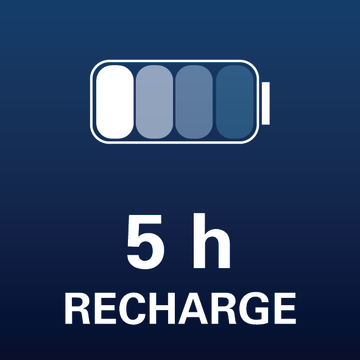 Picto 5h recharge