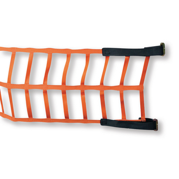 Textile clamp bar