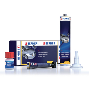 Windscreen adhesive Top Set