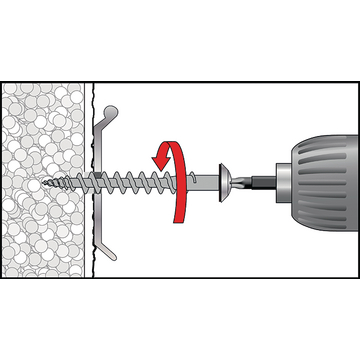 Insulation plug ISOdrill