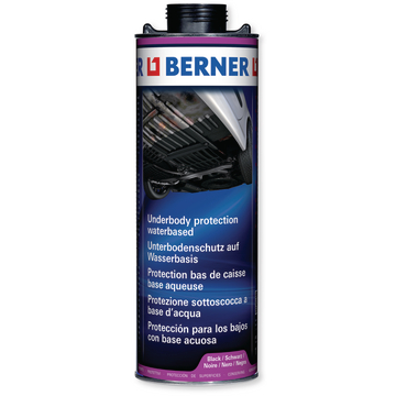 Underbody protection waterbased black 1L