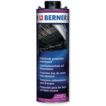Underbody protection waterbased grey 1L