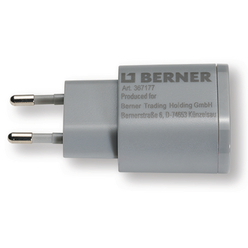 Ladestecker 230 V / USB 5V-2A
