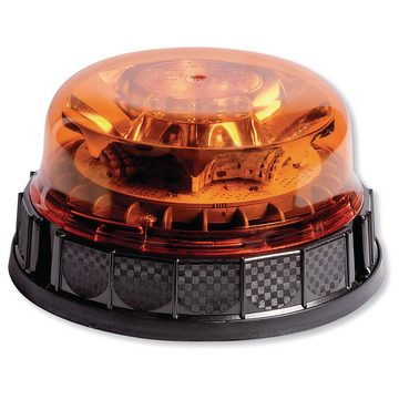 Girofare LED 9W base piana