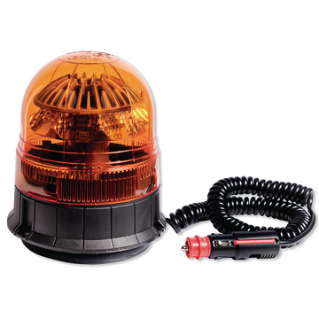 Sinalizador luminoso LED rotativo