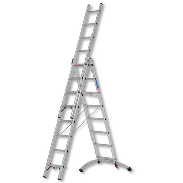 Combination ladder 3x8 ST PREM