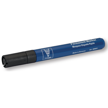 Permanent Marker 1-3mm blauw