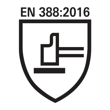 Pictogram EN 388:2016