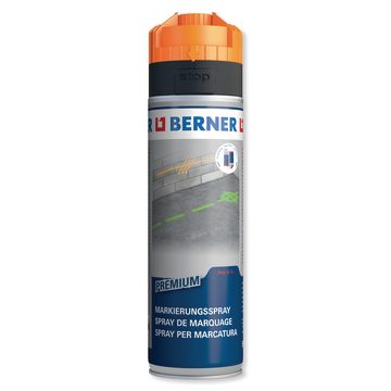 Marking spray Premium orange 500ml