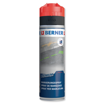 Marking spray Premium red 500ml