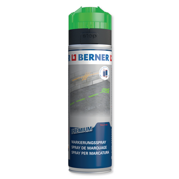 Marking spray Premium green 500ml