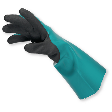 CHEM PROTECT GLOVE,L:35cm