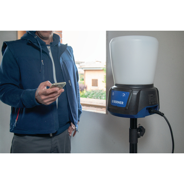 360°FLOODLIGHT  BLUET.SPEAKER